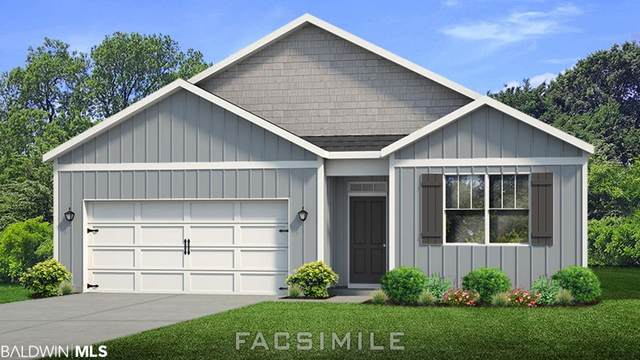 10436 Ruffian Route #467, Daphne, AL 36526 (MLS #319220) :: Dodson Real Estate Group
