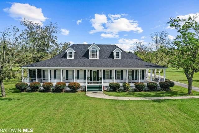 13262 Dominion Drive, Fairhope, AL 36532 (MLS #319269) :: Dodson Real Estate Group