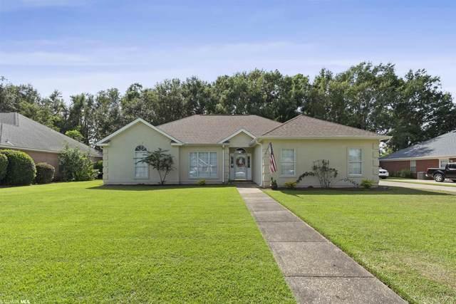 150 Hawthorne Circle, Fairhope, AL 36532 (MLS #319329) :: Alabama Coastal Living