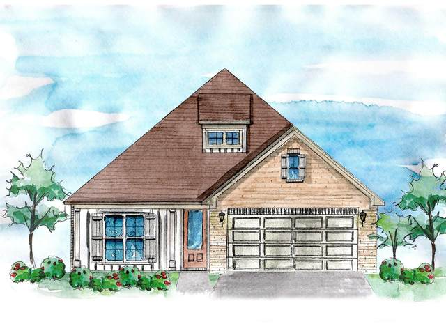 12276 Ginger Circle, Spanish Fort, AL 36527 (MLS #319347) :: Alabama Coastal Living