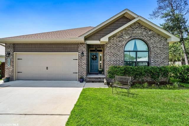 26635 Terry Cove Drive, Orange Beach, AL 36561 (MLS #319353) :: Dodson Real Estate Group