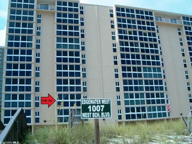 1007 W Beach Blvd #34, Gulf Shores, AL 36542 (MLS #319378) :: Dodson Real Estate Group