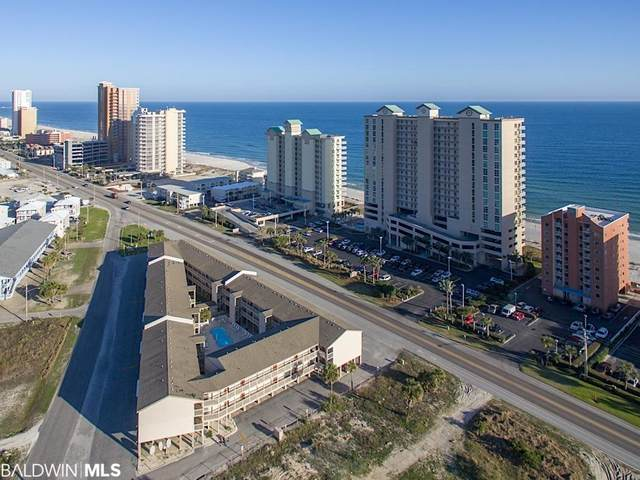 930 W Beach Blvd #107, Gulf Shores, AL 36542 (MLS #319393) :: Mobile Bay Realty