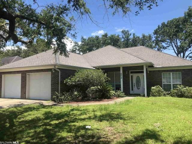 3613 Ancient Oaks Circle, Gulf Shores, AL 36542 (MLS #319405) :: Alabama Coastal Living