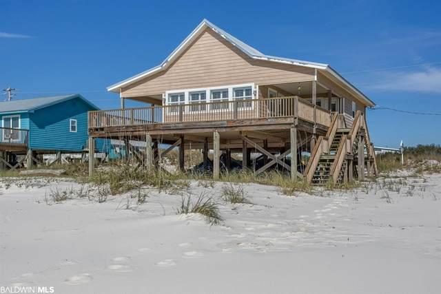 6876 Beach Shore Drive, Gulf Shores, AL 36542 (MLS #319451) :: The Kim and Brian Team at RE/MAX Paradise