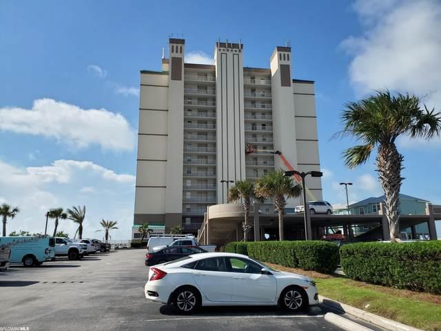 561 E Beach Blvd #807, Gulf Shores, AL 36542 (MLS #319486) :: RE/MAX Signature Properties