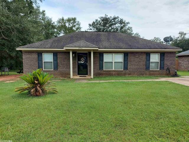 206 Cobb Court, Bay Minette, AL 36507 (MLS #319515) :: Dodson Real Estate Group