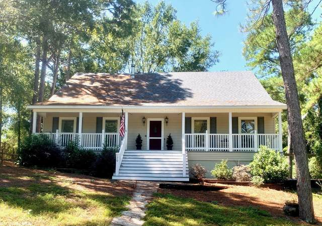 170 Country Club Drive, Daphne, AL 36526 (MLS #319559) :: Dodson Real Estate Group