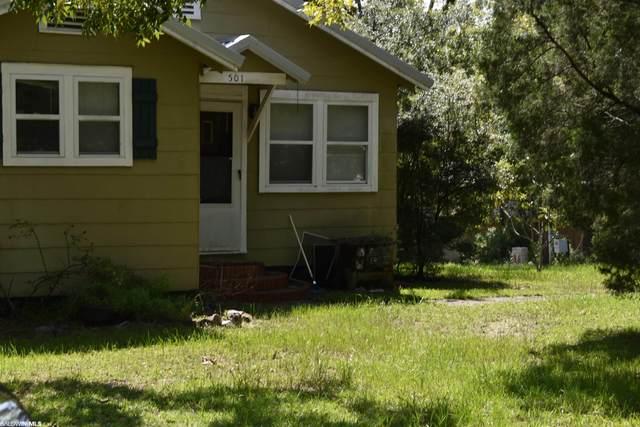 501 Dogwood Av, Fairhope, AL 36532 (MLS #319569) :: Alabama Coastal Living
