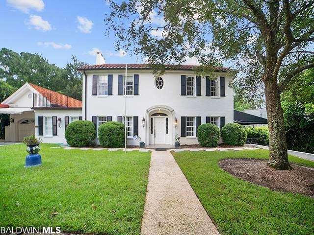 56 Hillwood Road, Mobile, AL 36608 (MLS #319608) :: RE/MAX Signature Properties