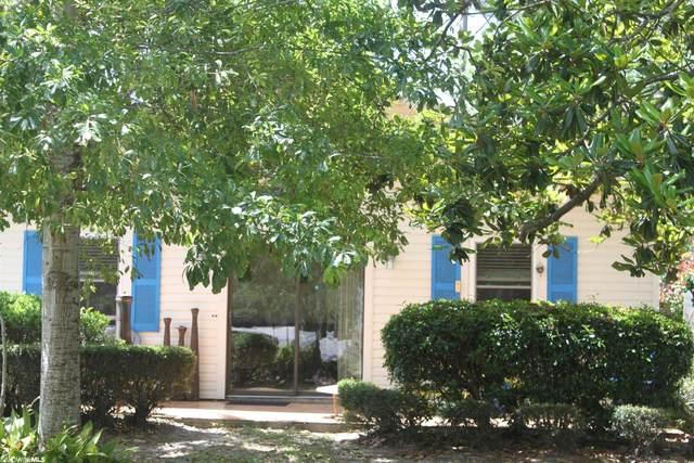 711 E Canal Drive, Gulf Shores, AL 36542 (MLS #319637) :: Dodson Real Estate Group