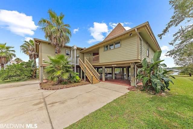 219 Shoreland Cir, Gulf Shores, AL 36542 (MLS #319638) :: Alabama Coastal Living