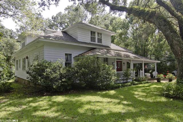 14462 Oak Street, Magnolia Springs, AL 36555 (MLS #319641) :: HergGroup Gulf Coast