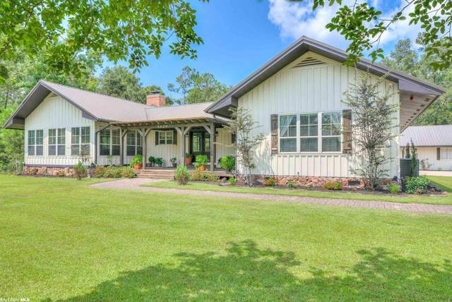 5629 W Mill House Rd, Gulf Shores, AL 36542 (MLS #319722) :: Dodson Real Estate Group