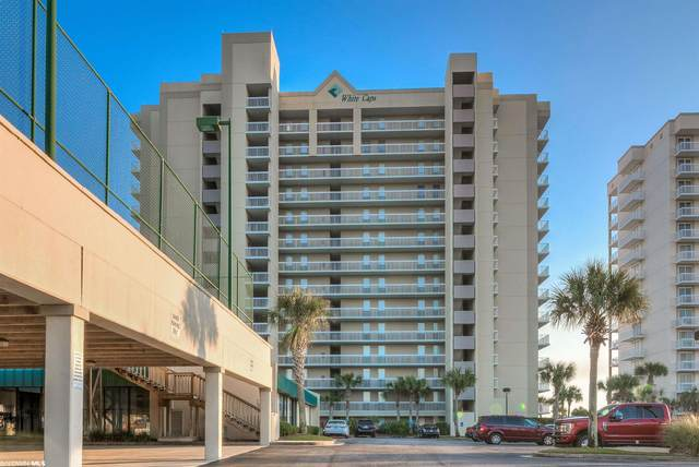 24900 Perdido Beach Blvd #1205, Orange Beach, AL 36561 (MLS #319726) :: Dodson Real Estate Group