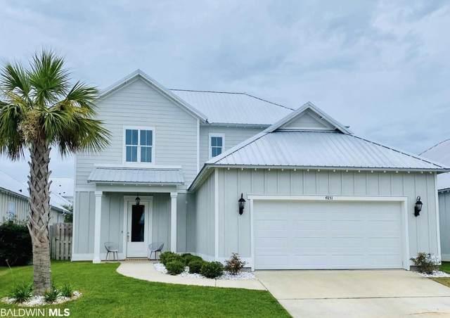4851 Cypress Loop, Orange Beach, AL 36561 (MLS #319727) :: RE/MAX Signature Properties
