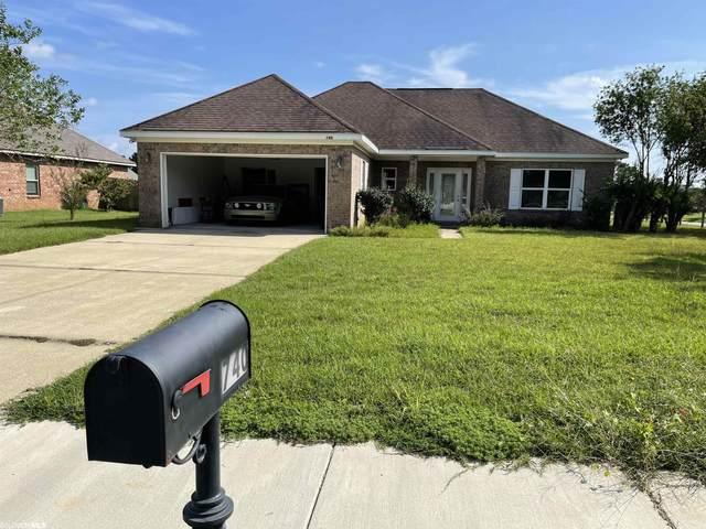 740 Whittington Ave, Fairhope, AL 36532 (MLS #319753) :: Alabama Coastal Living