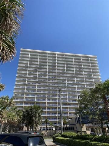 1010 W Beach Blvd #506, Gulf Shores, AL 36542 (MLS #319778) :: Levin Rinke Realty