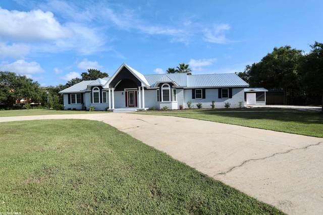 601 Forestwood Drive, Gulf Shores, AL 36542 (MLS #319784) :: Alabama Coastal Living
