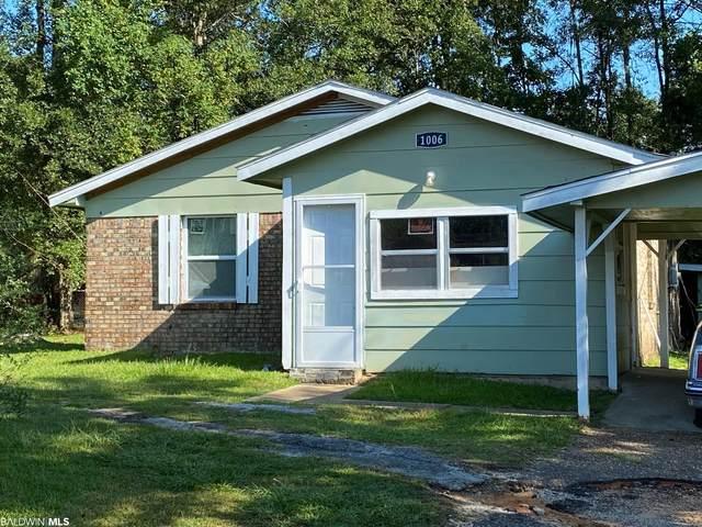 1006 Lamar Cir, Bay Minette, AL 36507 (MLS #319797) :: RE/MAX Signature Properties