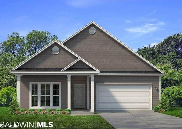 4216 Cartgate Dr, Gulf Shores, AL 36542 (MLS #319800) :: Alabama Coastal Living