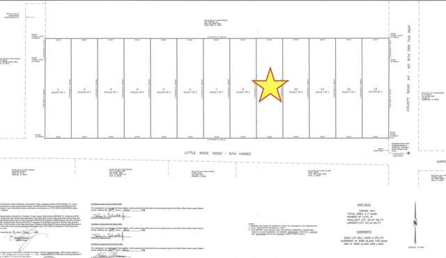 17959 Little Rock Rd, Foley, AL 36535 (MLS #319808) :: JWRE Powered by JPAR Coast & County