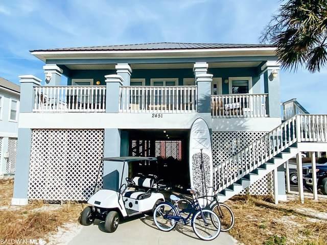 2451 Ponce De Leon Court, Gulf Shores, AL 36542 (MLS #319826) :: RE/MAX Signature Properties