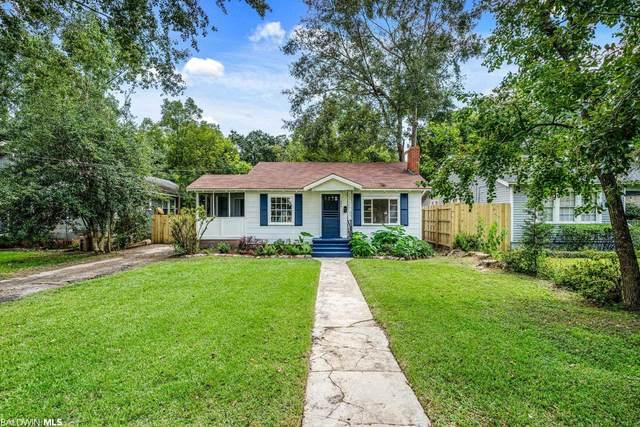 206 Hazel Street, Mobile, AL 36607 (MLS #319831) :: Mobile Bay Realty