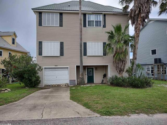 302 W 8th Street, Gulf Shores, AL 36542 (MLS #319832) :: JWRE Powered by JPAR Coast & County