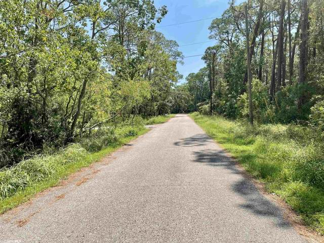 910 Lockenbie Place, Dauphin Island, AL 36528 (MLS #319843) :: Alabama Coastal Living
