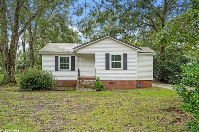 205 Mcconnell Av, Bay Minette, AL 36507 (MLS #319850) :: Dodson Real Estate Group