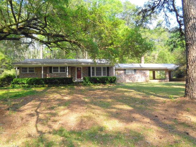 3326 Appleton Road, Brewton, AL 36426 (MLS #319856) :: Alabama Coastal Living