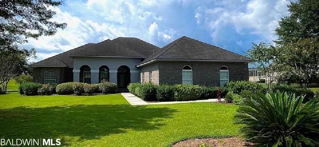 23526 Carnoustie Drive, Foley, AL 36535 (MLS #319864) :: Alabama Coastal Living