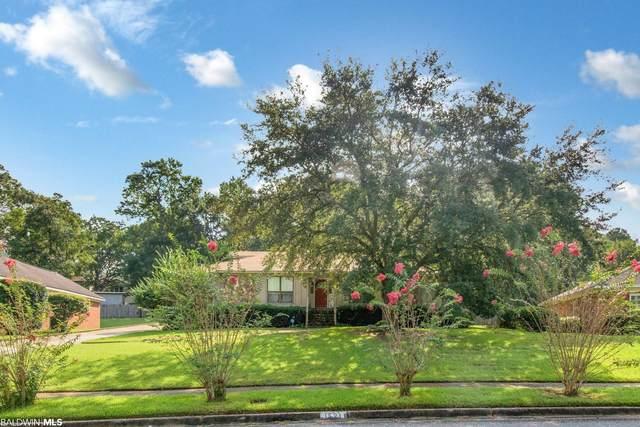 1521 Ridgeland Road, Mobile, AL 36695 (MLS #319886) :: Elite Real Estate Solutions
