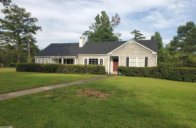 1416 Escambia Avenue, Brewton, AL 36426 (MLS #319902) :: Gulf Coast Experts Real Estate Team