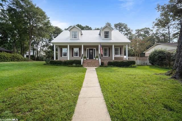 3 Pirates Lane, Spanish Fort, AL 36527 (MLS #319917) :: Alabama Coastal Living