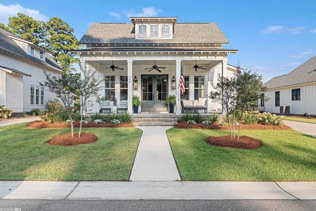 708 Boundary Drive, Fairhope, AL 36532 (MLS #319991) :: Dodson Real Estate Group