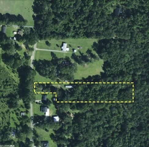 45930 Old Carney Rd, Bay Minette, AL 36507 (MLS #320066) :: Dodson Real Estate Group
