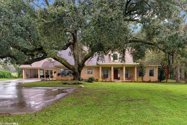 9274 Farnell Rd, Irvington, AL 36544 (MLS #320127) :: The Kathy Justice Team - Better Homes and Gardens Real Estate Main Street Properties