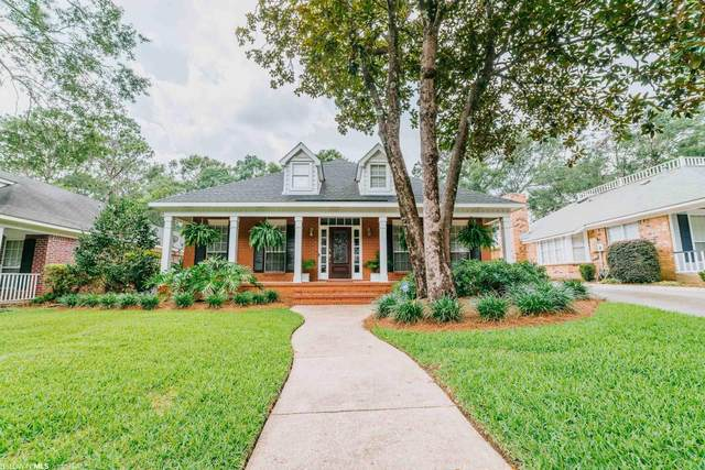 854 W Briar Ct, Mobile, AL 36609 (MLS #320178) :: The Kathy Justice Team - Better Homes and Gardens Real Estate Main Street Properties