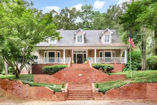 7351 J V Cummings Drive, Fairhope, AL 36532 (MLS #320194) :: Gulf Coast Experts Real Estate Team