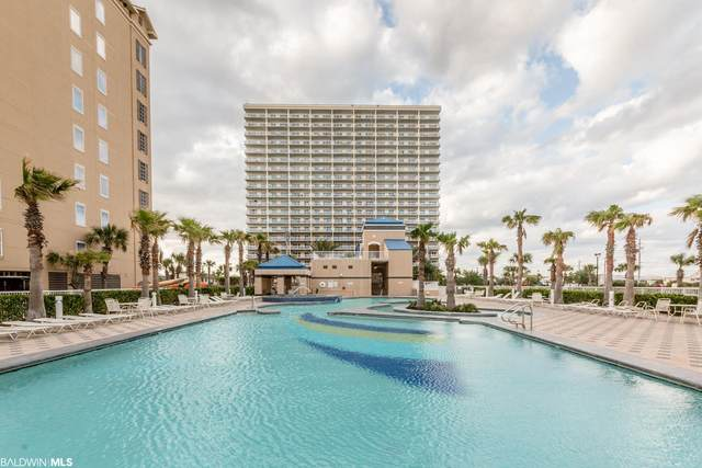 1010 W Beach Blvd #504, Gulf Shores, AL 36542 (MLS #320245) :: Levin Rinke Realty