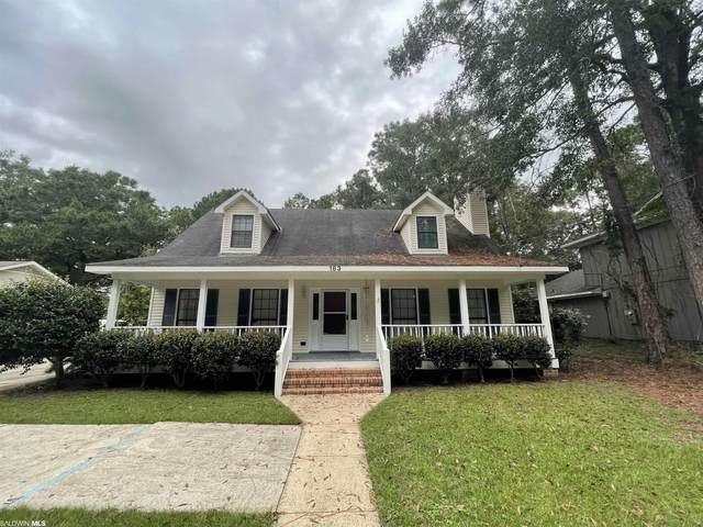 163 Rolling Hill Drive, Daphne, AL 36526 (MLS #320303) :: Alabama Coastal Living