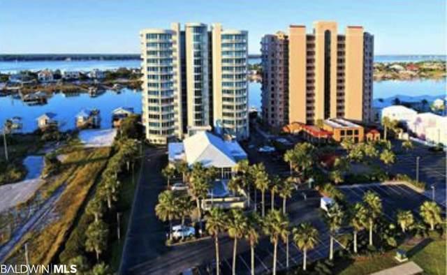 29209 Perdido Beach Blvd #802, Orange Beach, AL 36561 (MLS #320335) :: Mobile Bay Realty