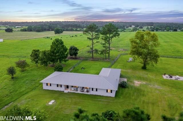 22151 County Road 68, Robertsdale, AL 36567 (MLS #320343) :: Bellator Real Estate and Development