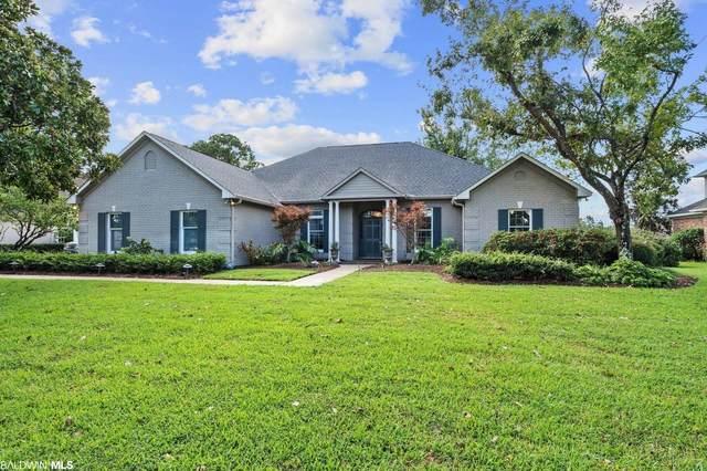 704 Village Drive, Gulf Shores, AL 36542 (MLS #320345) :: Dodson Real Estate Group