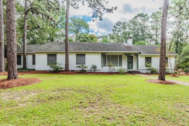 1200 Forest Hill Dr, Mobile, AL 36618 (MLS #320355) :: Gulf Coast Experts Real Estate Team