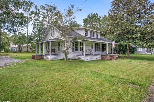 401 Hall Av, Bay Minette, AL 36507 (MLS #320366) :: Alabama Coastal Living