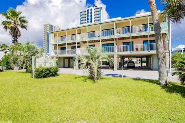 1904 W Beach Blvd #104, Gulf Shores, AL 36542 (MLS #320368) :: Dodson Real Estate Group