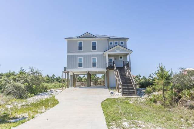 6710 Driftwood Dr, Gulf Shores, AL 36542 (MLS #320371) :: Alabama Coastal Living